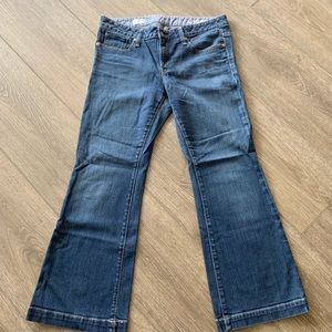 Gap 1969 jeans long and lean size 31/12 a